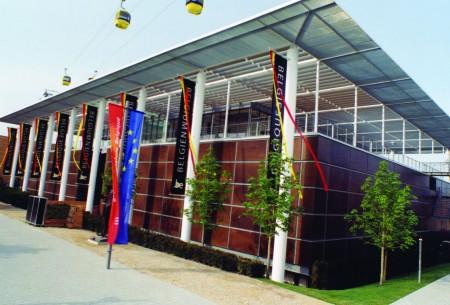 Belgisch Paviljoen Hannover – Expo 2000