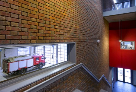 Brandweerkazerne Interbuild Nv