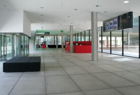 Palais de justice de Gand