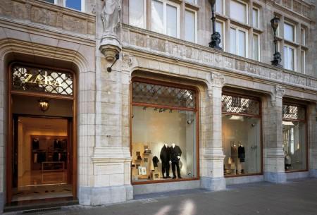 Zara België NV